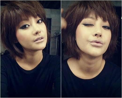 Oh Yeon Seo wink