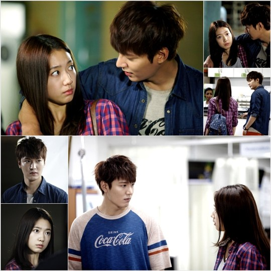 The heirs first still lee min ho park shin hye 3