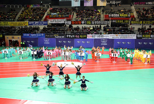 idol athletic championship 2013