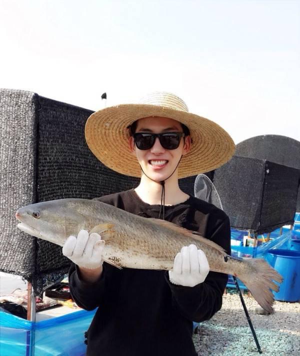 jo kwon fishing no.2