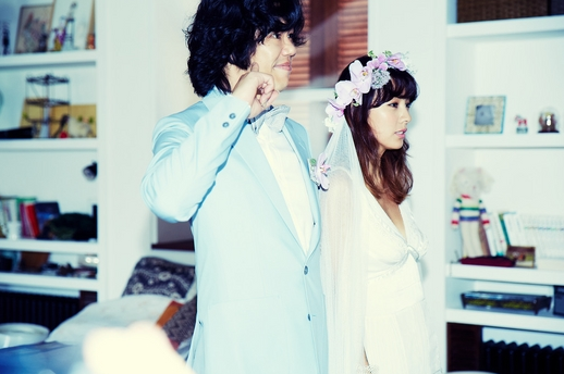 lee hyori and lee sang soon wedding 7