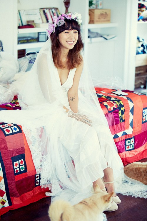 lee sang soon lee hyori wedding 2