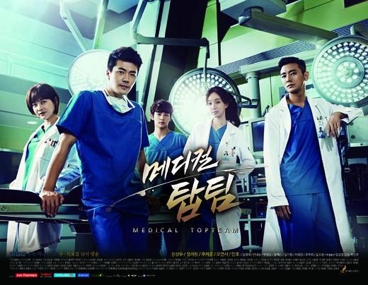 medical team top