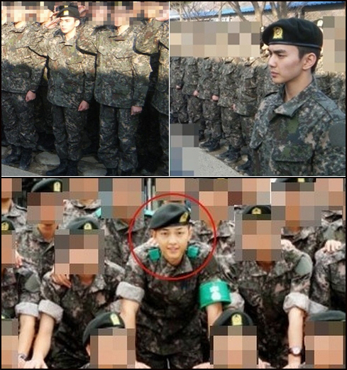 song joong ki yoo seug ho military