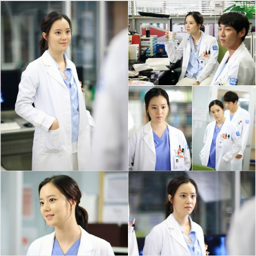 "Moon Chae Won on ""Good Doctor"""