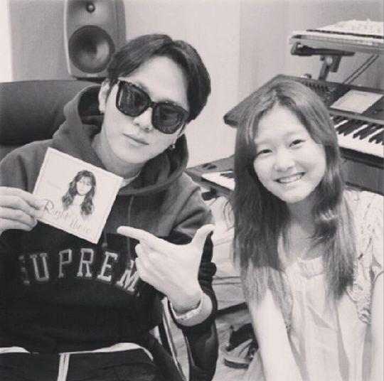 Yong Joon Hyung and Shin Ji Hoon