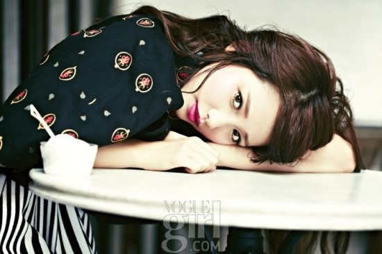 """Yeo Jin Gu's Girl"" Ha Yeon Soo in Fantasy Pictorial"