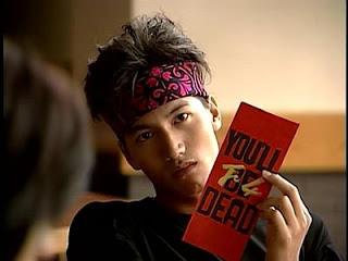 Jerry Yan's portrayal of Domyouji Tsukasa