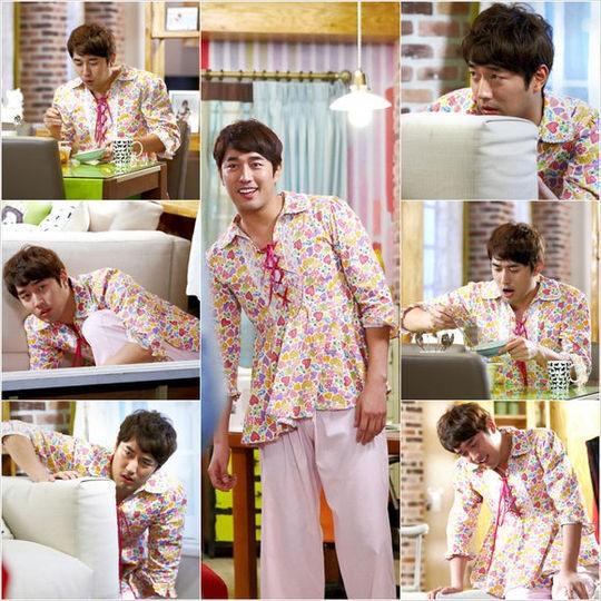 Jo Han Sun pyjamas