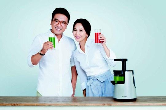 Kim Seung Woo and Kim Nam Joo CF