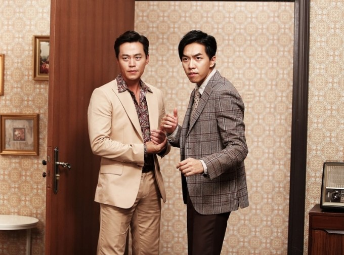 Lee Seo Jin and Lee Seung Gi feature photo