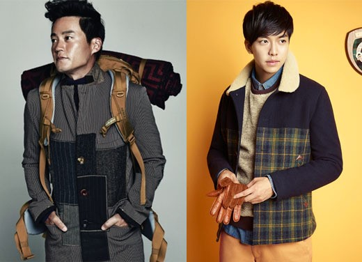 Lee Seung gi and Lee Seo Jin 4