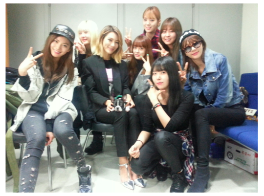 Kahi with After School