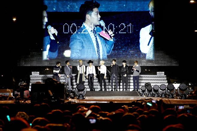 Shinee everybody showcase 3