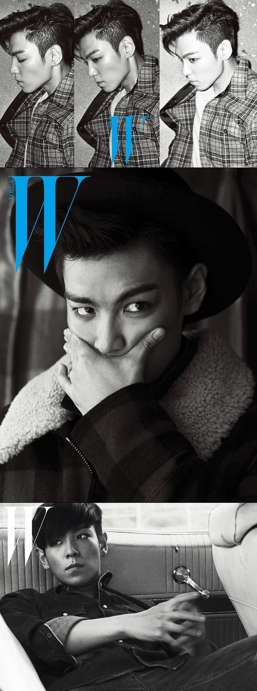 TOP for W Korea