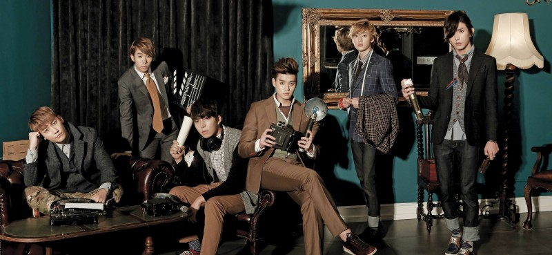 "U-KISS Releases Teaser and Behind the Scenes Photos for ""Moments"""