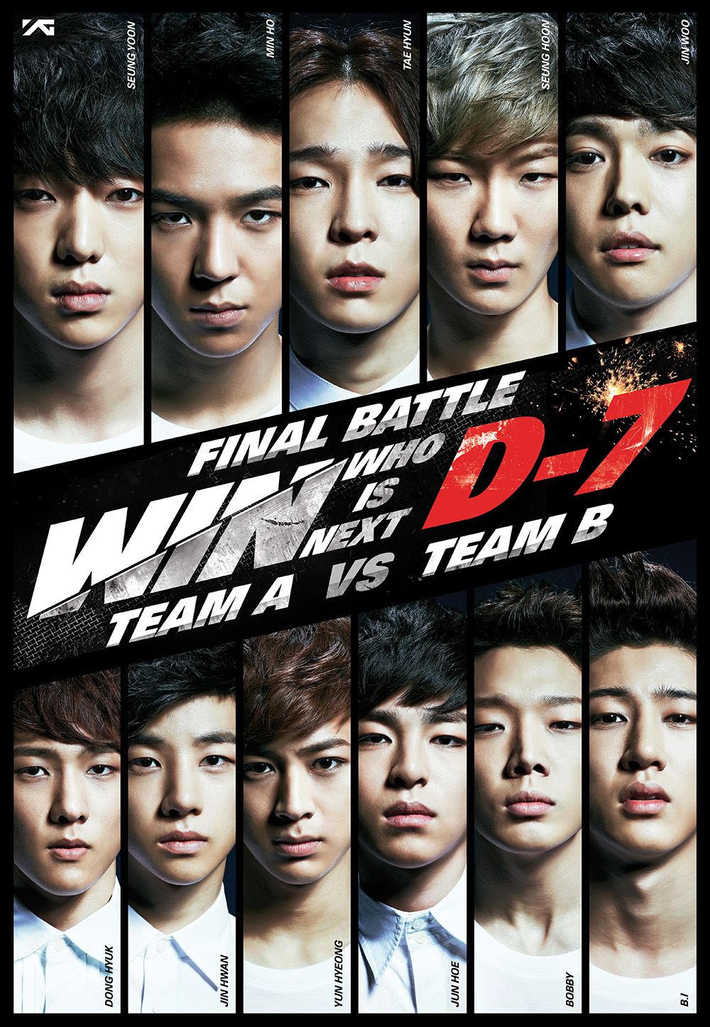 WIN Final Battle poster