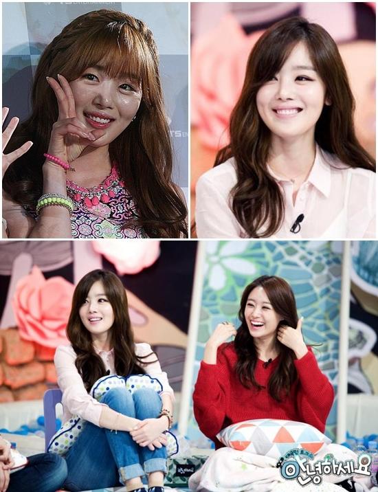 han sun hwa talk show hello 100713 2