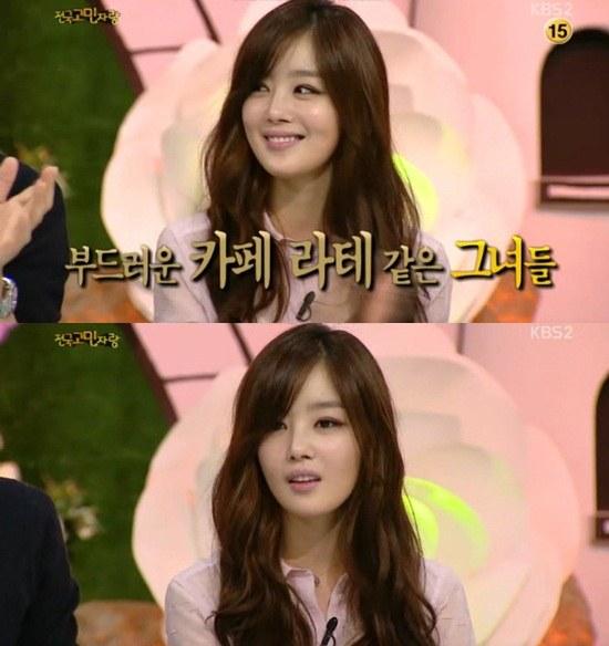 han sun hwa talk show hello 100713