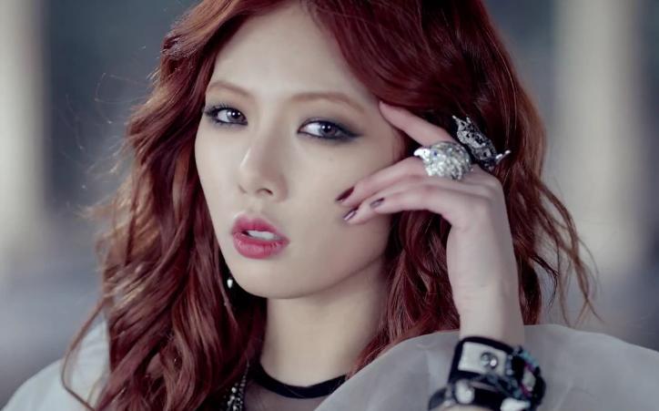 HyunA's Looks Boyish in Her Recent Instgram | SoompiHyuna 2013