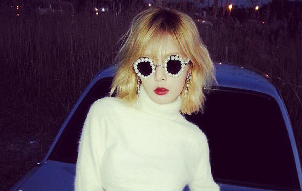 Is HyunA Hinting At Trouble Maker's Comeback? | SoompiHyuna 2013