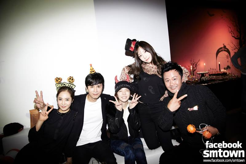 SM Entertainment Holds Halloween Party to Celebrate 5th ...