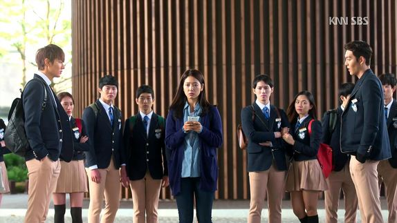 the heirs preview
