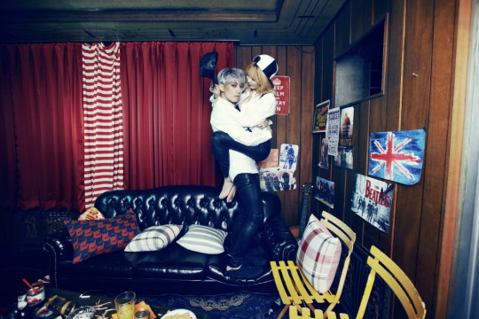 trouble maker teaser duo