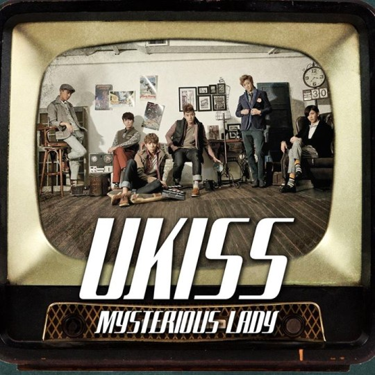 u-kiss mysterious lady image