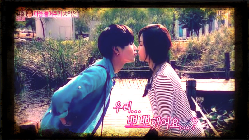 [Recap] Let Me Show You the Way – We Got Married 10.26.13