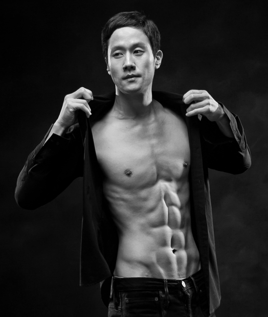 jungwoo abs 2
