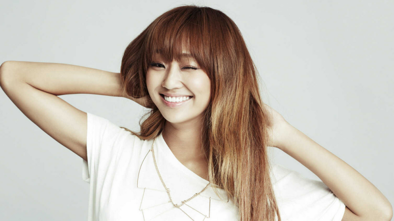 """Hyorin's """"Hello"""" for """"Man from the Stars"""" OST Achieves All ...Hyorin 2014"""