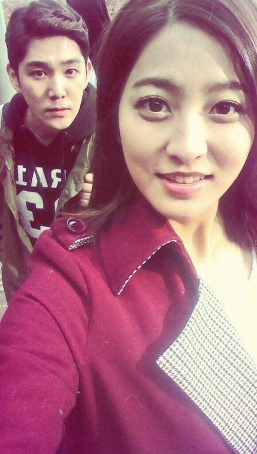 Kangin, Park Se Young