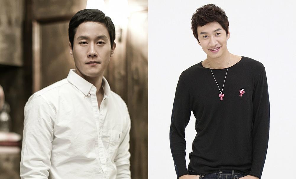 Jung Woo, Lee Kwang Soo