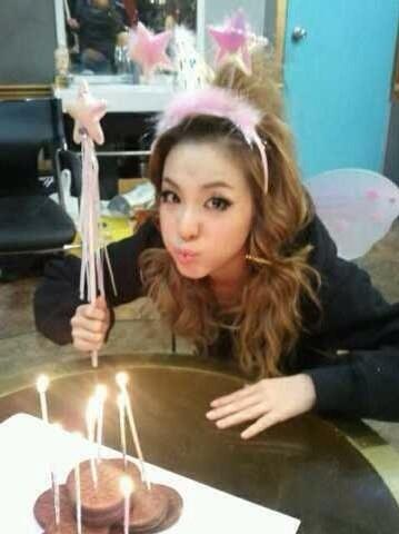 Dara Birthday Picture