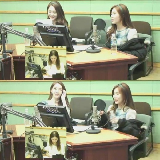Davichi at Lee Sora's Gayo Plaza