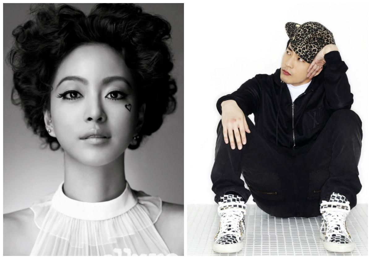 Han Ye Seul and Teddy Park