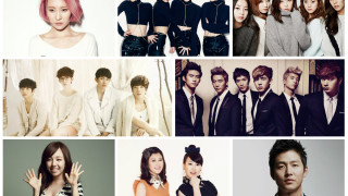 JYP Entertainment Artists