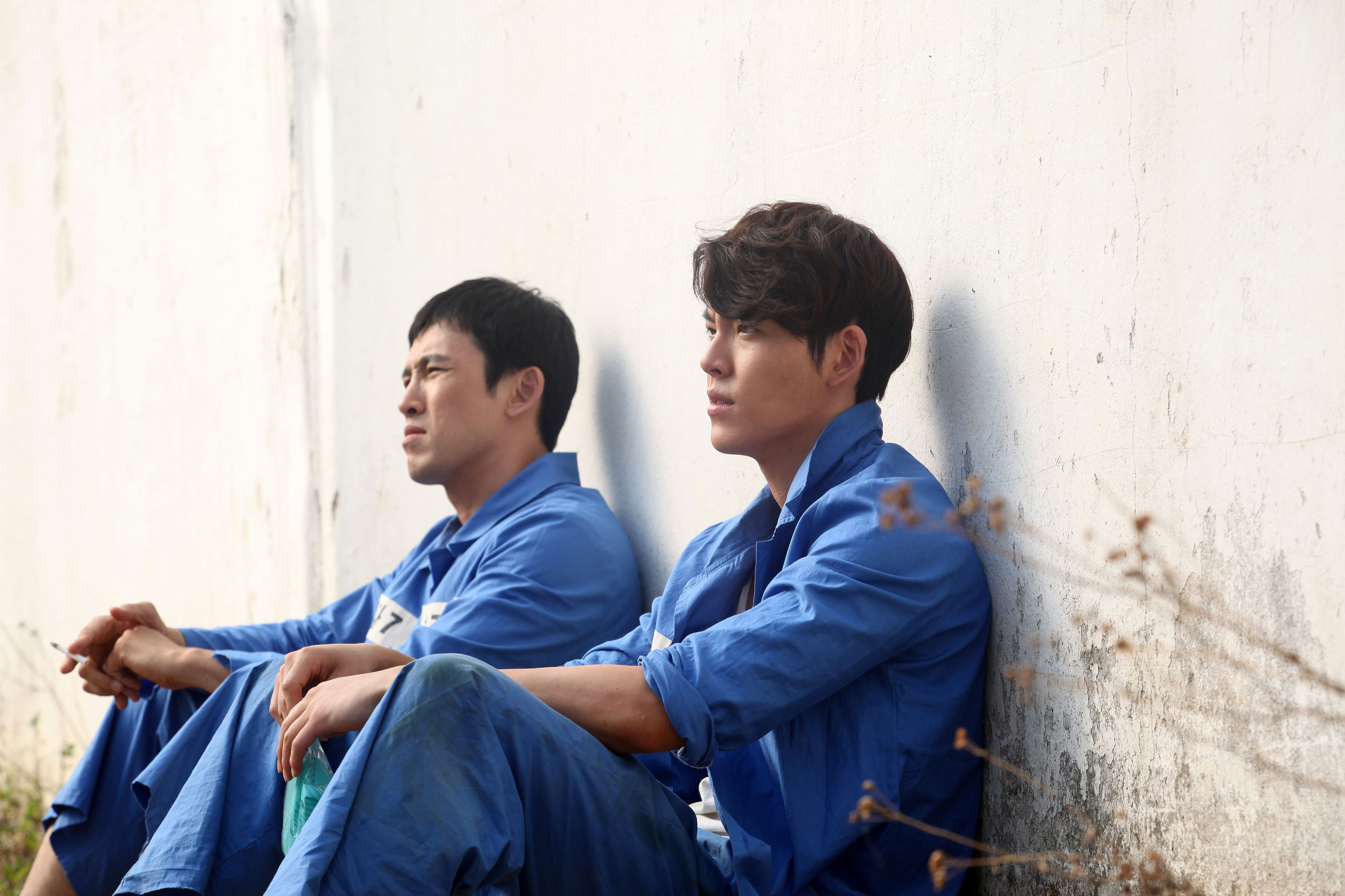 Jail Joon Suk and Sung Hoon