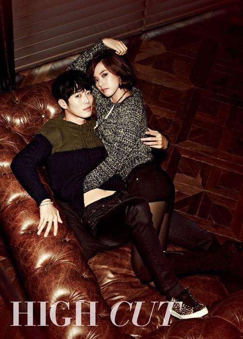 Kim JaeWon & Jo YoonHee