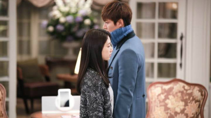 """Lee Min Ho in """"The Heirs"""""""