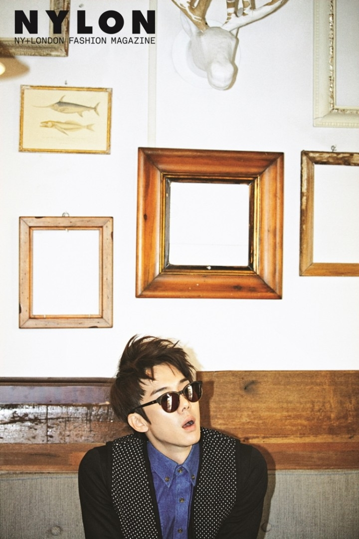 NYLON december 2013 yoo yeon seok 3