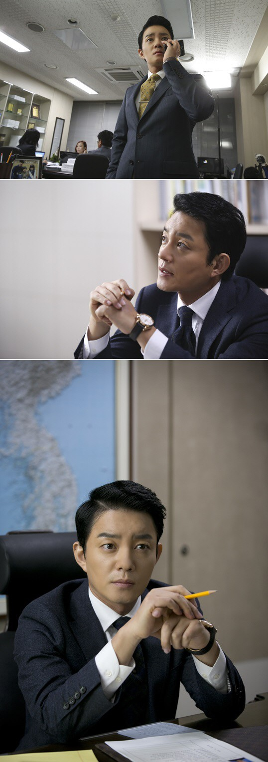 Lee bum soo prime minister and i