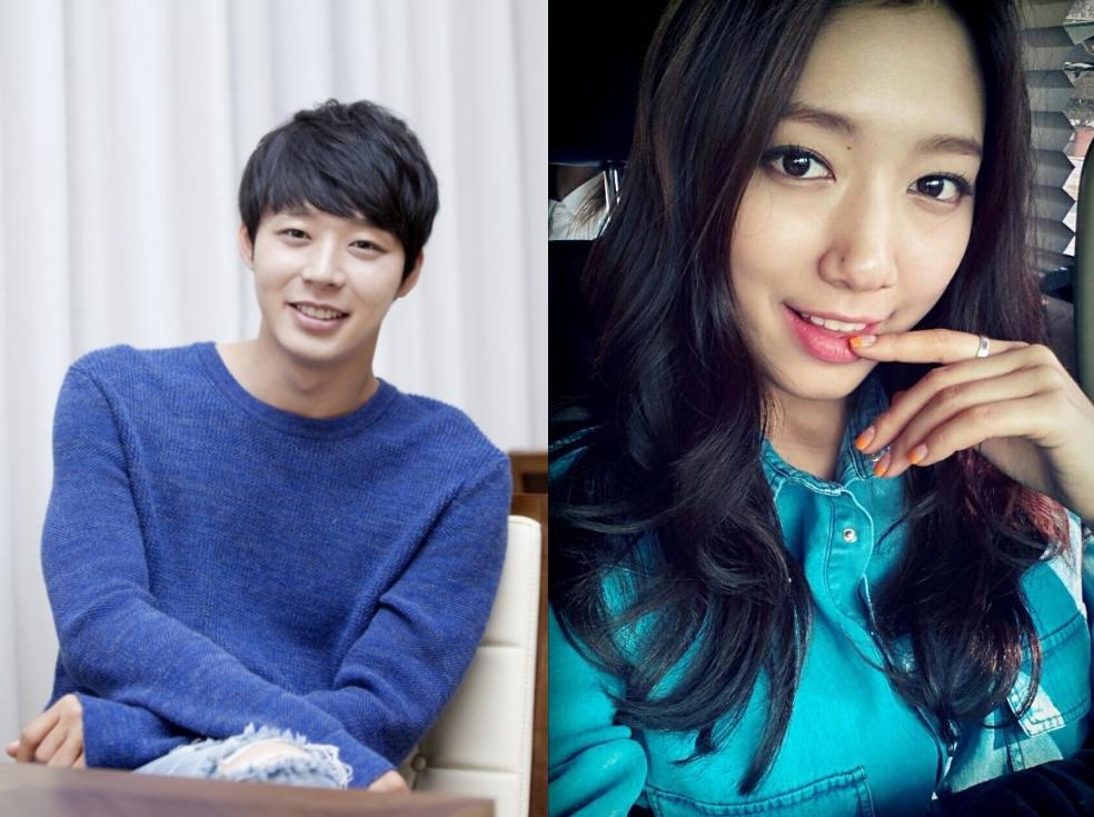 celebrity news and thorn: park shin hye boyfriend
