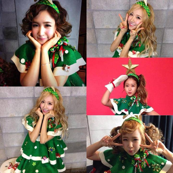 crayon pop christmas teaser