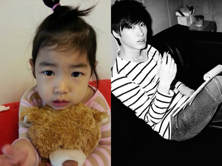 Haru Hides Her Tears Out of Concern for Daddy Tablo | Soompi