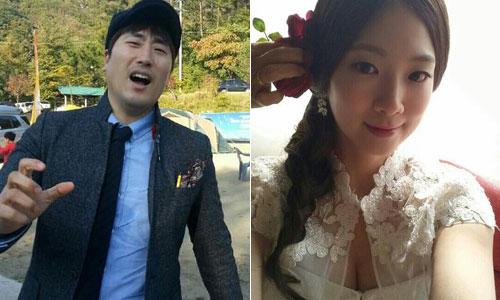 hwang young jin wedding