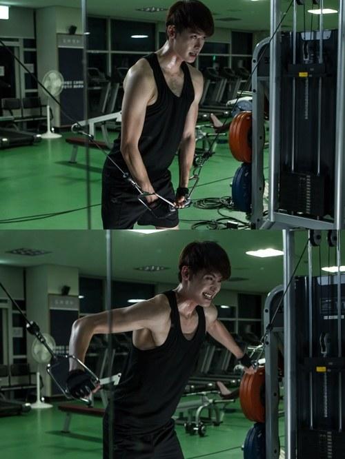 lee jong suk work out 111313