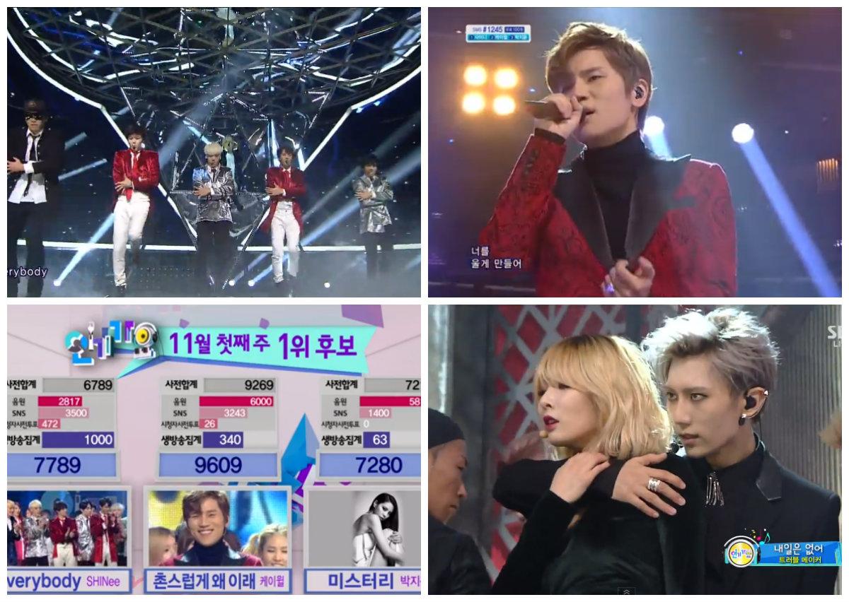 sbs inkigayo 11.03.13