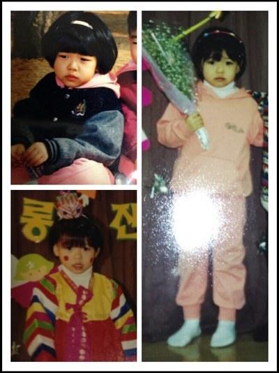 sooyoung baby photos